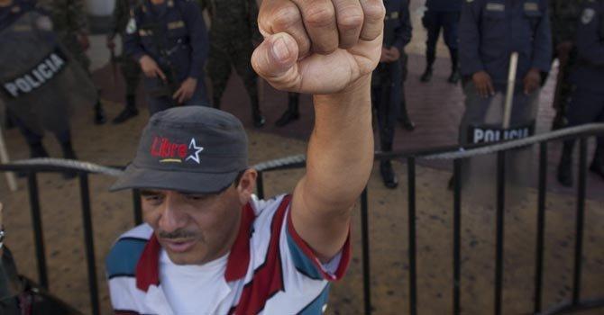 Honduras elecciones