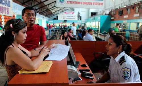 Nicaragua migracion