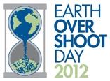 Earth Overshoot Day 2012