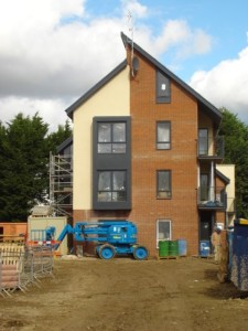 Building affordable homes