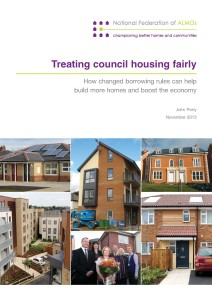 Treating council housing fairly cover