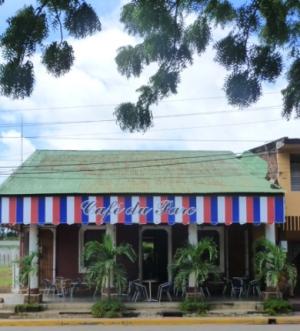 The Café du Parc, Masaya