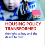 Book Review: Housing Policy Transformed: The right to buy and the desire to own by Peter King