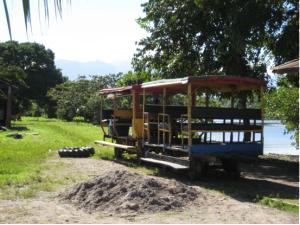 train in Honduras