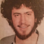 A young Bill de Blasio in a photo found by the New York Post