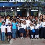 El Pochote school gets a major facelift