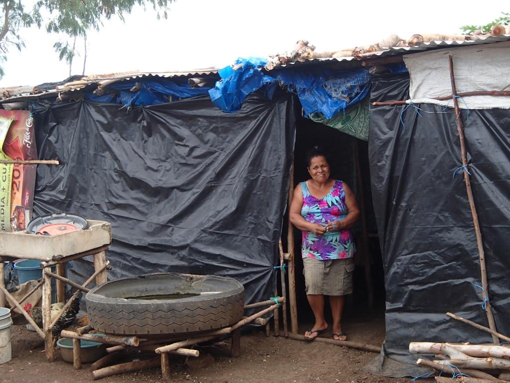 A house in Cuadrante 84, El Timal