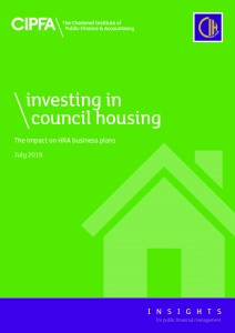 Investing in council housing CIH-CIPFA