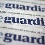 A letter to The Guardian